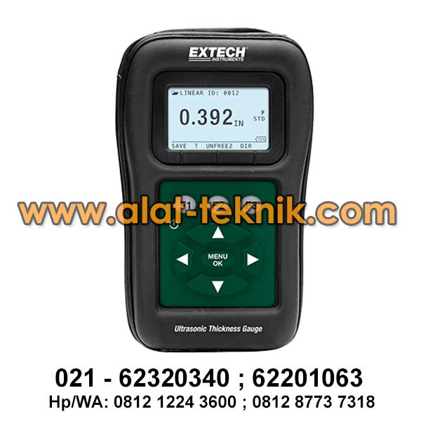 Ultrasonic Thickness Gauge Extech TKG150