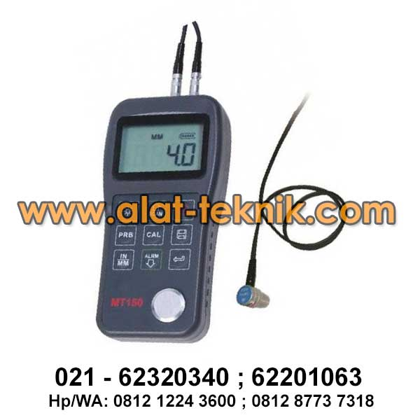 Ultrasonic Thickness Gauge Mitech MT150