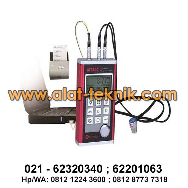 Ultrasonic Thickness Gauge Mitech MT200