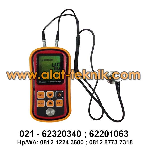Ultrasonic Thickness Gauge UTG-225