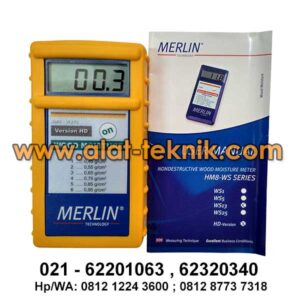 Merlin Wood Moisture Meter HM8 Series