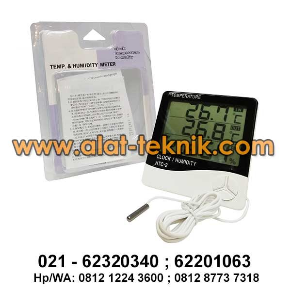 HTC-2 Thermohygrometer 4