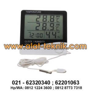 Thermohygrometer HTC-2