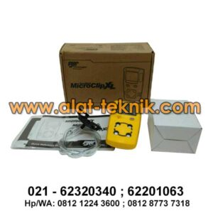 Microclip XL Multi Gas Detector BW