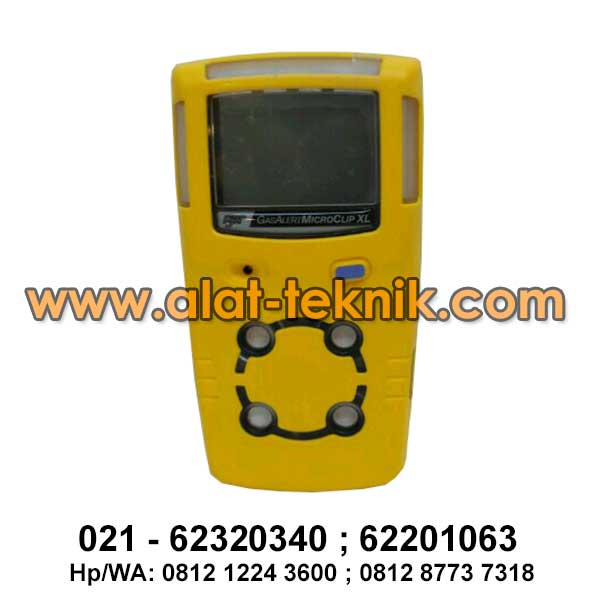 Multi Gas Detector Microclip XL