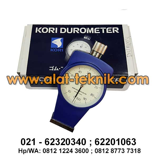 soft rubber hardness tester kori (4)