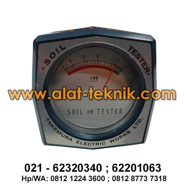 soil ph meter takemura dm-13 (3)