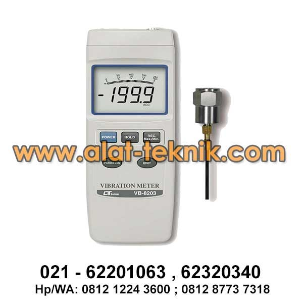 Lutron VB-8203 Vibration Meter