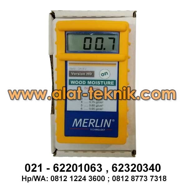 Furniture Wood Moisture Meter Merlin HM8-WS25 (1)